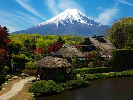 (深圳往返)冬日の雪 时尚东京富士山温泉六天精彩游