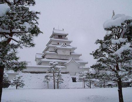 冰雪物语--日本关西温泉五天深度之旅