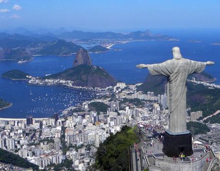 巴西9天经典之旅
