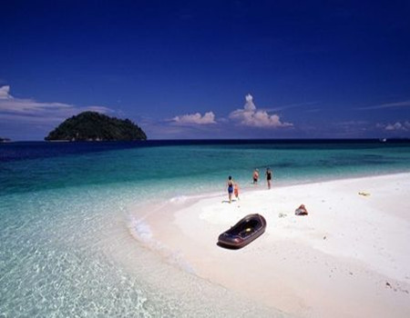 X:普吉岛快艇PP岛翡翠岛五天度假团