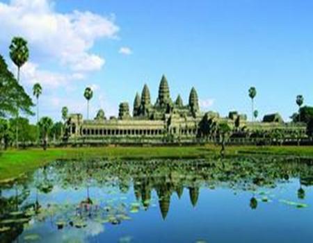柬埔寨、越南四飞六日游(香港往返)