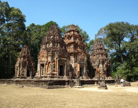 W;柬埔寨、越南四飞六日游