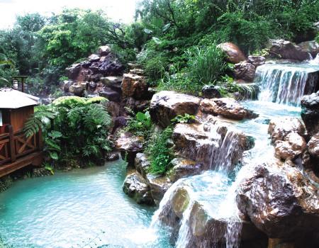 """05惠州南昆山国家森林公园、二龙山""""万亩森林梯""""、川龙峡漂流""""原始森林漂流之王""""2天游"""
