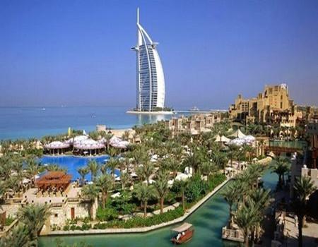 (S):春节----迪拜欢乐行5天
