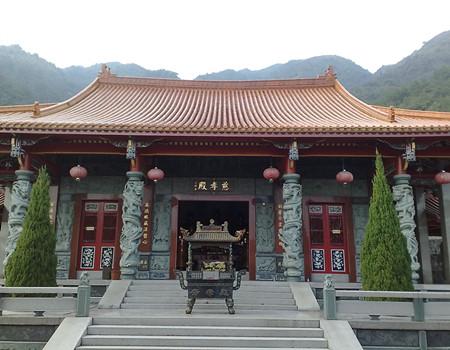 宁波、海天佛国普陀山、千年古镇奉化溪口、天童寺四天双飞福瑞之旅