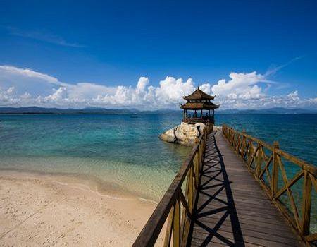 H---H4:海南畅享海岸五天双飞纯玩团