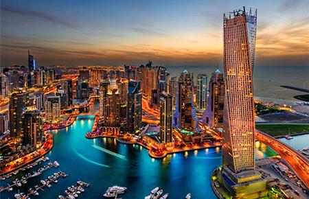 迪拜【水上安娜】5天3晚