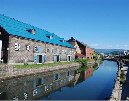 日本北海道温泉魅力6天游