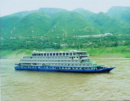 X;【五星总统七号】重庆·长江三峡·宜昌5天单飞+高铁游