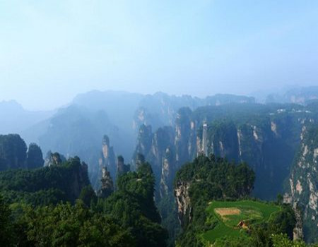 A3T天空之路烟雨张家界·挑战天门山·探索黄龙洞(大峡谷)·寻梦凤凰古城
