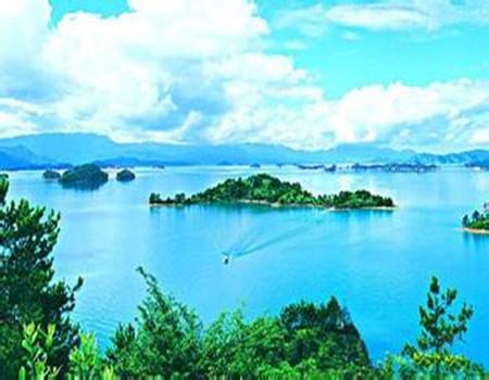A线:【纯玩】住九连山原始森林度假村、增城大丰门漂流、环湖养生美食两日游