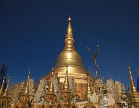缅甸仰光 内比都 蒲甘 曼德勒七天深度探秘之旅