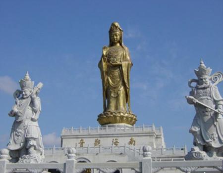 宁波、海天佛国普陀山、普济寺、慧济寺、法雨寺双动4天祈福之旅