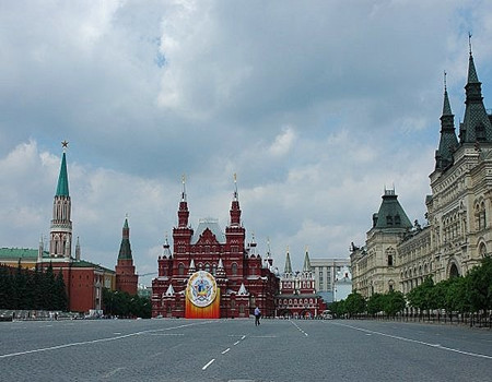 E:俄罗斯----双城浪漫悦动8日四飞之旅(香港往返)