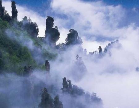 B1郴州、东江湖、莽山国家森林公园高铁三日休闲游