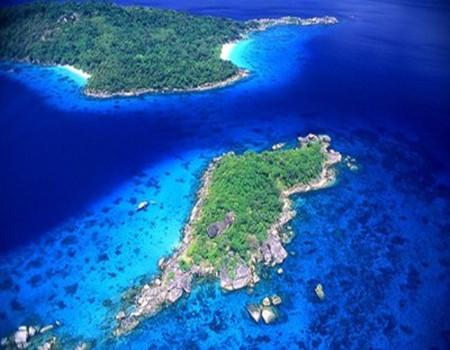 X;普吉岛•珊瑚岛•快艇PP岛•攀牙湾六天团
