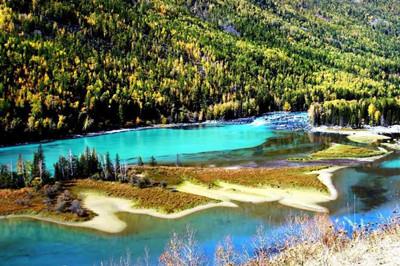 新疆神秘喀纳斯、可可托海、禾木、塞里木湖、那拉提、巴音布鲁克穿越天山南北双飞自驾11日游