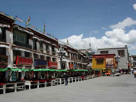 探密西藏全景深度游深圳、西宁、拉萨、纳木措、林芝雅鲁藏布大峡谷、日喀则三飞一卧十日游