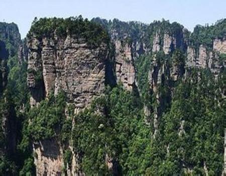 Y-D1;张家界国家森林公园.大峡谷玻璃桥.凤凰古城.岳麓山双高铁④日游