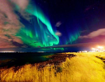 追寻北极光——芬兰破冰8天探索之行