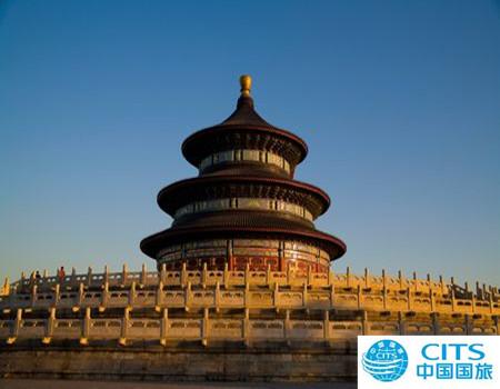 K*京城1号 北京五天双飞尊享之旅