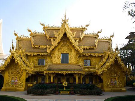 X;泰国清迈•清莱•兰纳古城•白庙•蓝庙•金三角六天团