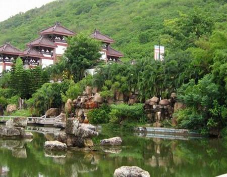 """H:国家5A级景区""""震撼""""连州地下河、游湟川三峡、赏千亩银杏两天"""