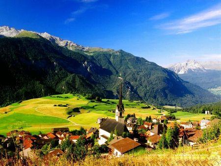 C:瑞士10天湖光山色深度体验之旅