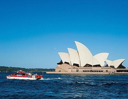 D;澳洲悉尼大堡礁休闲深度9天游(国泰航班)
