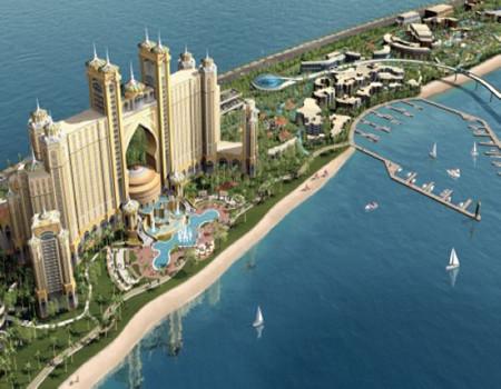 W:迪拜·新·豪叹安娜塔拉沙漠岛(双城一岛)