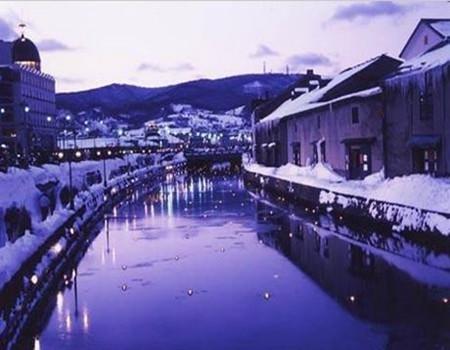 F;日本冬日童话の白川乡合掌村美人汤北陆和风6天游(香港往返)