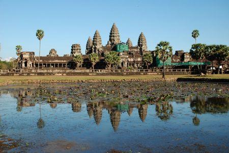 X;柬埔寨吴哥金边三飞六天团