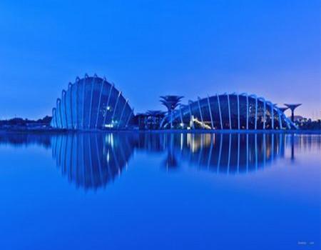 X:新加坡名胜世界/滨海湾花园/乌节路/哈芝巷五天四晚度假游(全程当地四星酒店/新加坡航空-深圳往返)