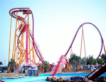 M;【欢乐+水世界】广州长隆欢乐世界、国际大马戏(自费)、长隆水上乐园两日游