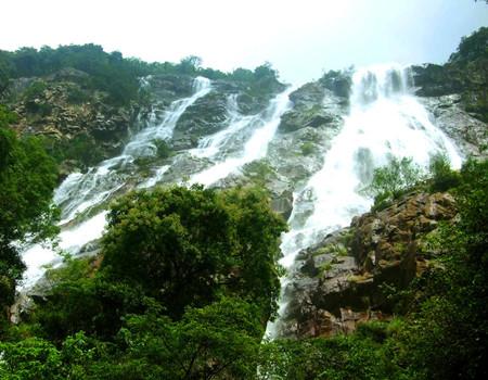 """T:惠州南昆山国家森林公园、鹤之洲湿地公园、白水寨""""天南第一瀑布""""、增城香江健康山谷温泉2天游"""