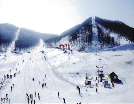 Y:C1线:延吉朝鲜民族州、图门中朝国门界桥、吉林雾凇岛、冰雪长白山双飞五日