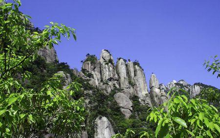 C1线:品质·魅力婺源(篁岭)、三清山、南昌五天纯玩团(双卧)