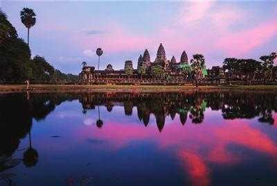 X;柬埔寨吴哥窟·金边皇宫·双飞六天团(全程国际五星花园城酒店+艾美酒店)