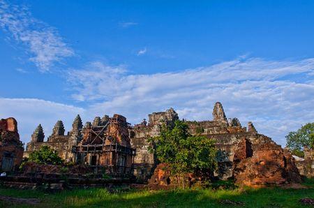 HY;柬埔寨《寻柬迹》5晚6天游