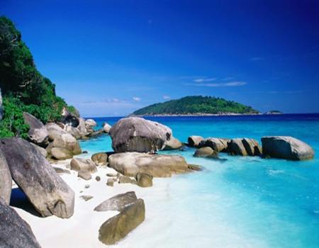 Z:【悠享普吉】大小PP岛、珊瑚岛攀牙湾、人妖秀、泰式按摩五天四晚休闲游