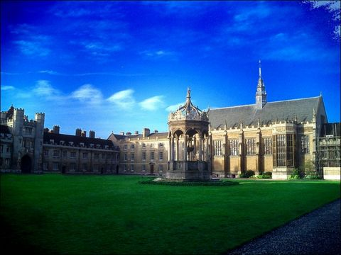 C;英国牛津寄宿家庭+英国全景游览夏令营20天