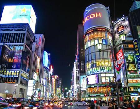 F:日本本州3大乐园亲子6天游(香港往返)