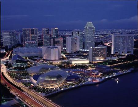 H;新加坡全景深度5天4晚游(香港往返)