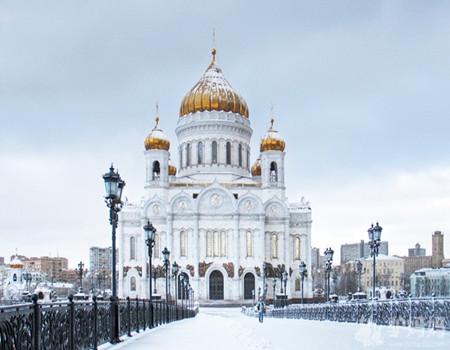 E:俄罗斯----双城醉美浪漫8日豪华之旅