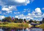 """高冷""""俄罗斯,夏天却风情万种! 最佳旅行时机已到,让我沉醉在俄罗斯的异域风景里..."""
