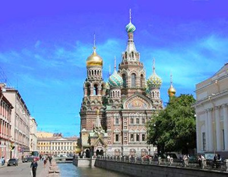 X:享游·俄罗斯双首都+小镇10天璀璨之旅