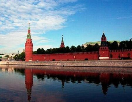 X:俄罗斯超级VIP五星八天奢享之旅(香港往返)