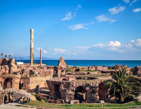 Z:情迷北非-突尼斯摩洛哥13天