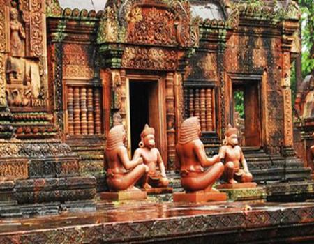 X;柬埔寨•金边•吴哥•六天深度团(深圳往返)