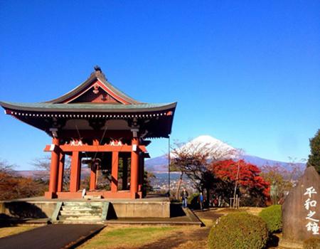 F:日本本州双古都温泉6天巡游(深圳往返)